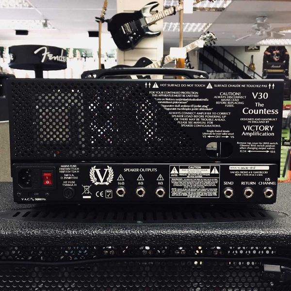 Victory V30 Head 'The Countess'  (Pre-Owned)